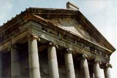 Temple of Jupiter in Garni