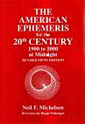 Ephemeris 1900-2000