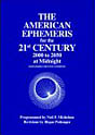 Ephemeris 2000-2050