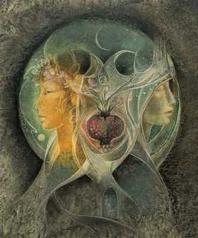 Persephone and Demeter, by Susan Seddon-Boulet