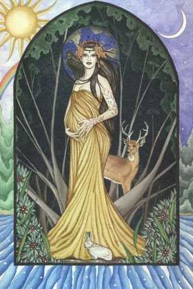 Danu, Mother Goddess