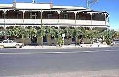 the pub in Nhill