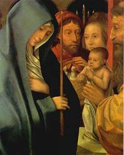 Candlemas, the Purification of the Virgin