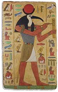 Thoth, Egyptian Mercury